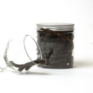Barattolo di scorzette di agrumi misti